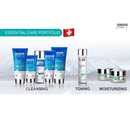 Swiss Image Essential Care Bundle Set (Face Wash + Night Cream)