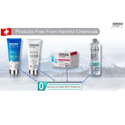 Swiss Image Essential Care: Soothing Face Wash Gel-Cream + Absolute Hydration Day Cream