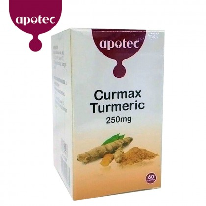 Apotec Curmax 250mg (60's)