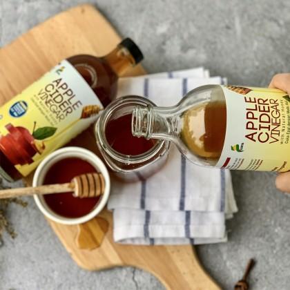 Surya Apple Cider Vinegar (750ml x 2, Exp: Nov 20)