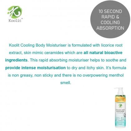 Koolit Cooling Body Moisturiser